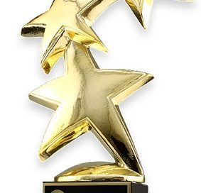 3D-Laser Hollywood Collection Constellation Award