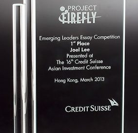 Glasgravur - Preiswerte Award - Mitarbeitergeschenk