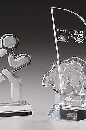 3D-Laser Sonderanfertigung Acryl Tour-de-Suisse