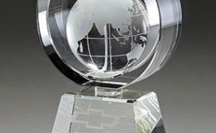 Kundenehrung Global Ring Trophy