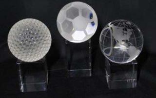 Kristallglas Awards für Sportvereine